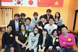 名古屋国際日本語学校イメージ